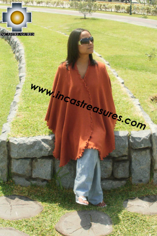 Rabbit Andean Shawl kututu yunka - Product id: rabbit-shawl-08