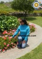 Women Rabbit Sweater fashion  - Product id: rabbit-sweater11-03 Photo03