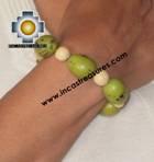 Jewelry bracelet jungle seeds tuna  - Product id: Andean-Jewelry10-03 Photo03