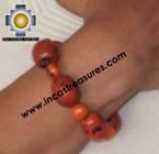 Jewelry bracelet jungle seeds willapi  - Product id: Andean-Jewelry10-04 Photo01