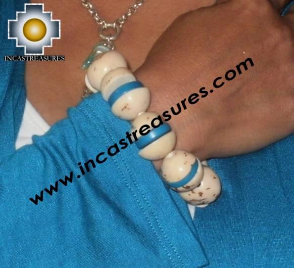 Jewelry Bracelet jungle seeds Muqu