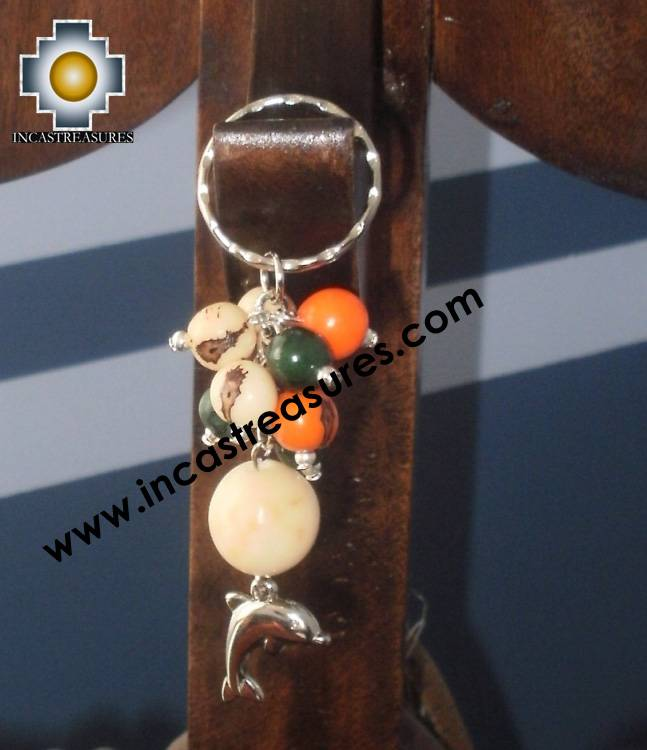 Jewelry keyring Jungle seeds Yuriy