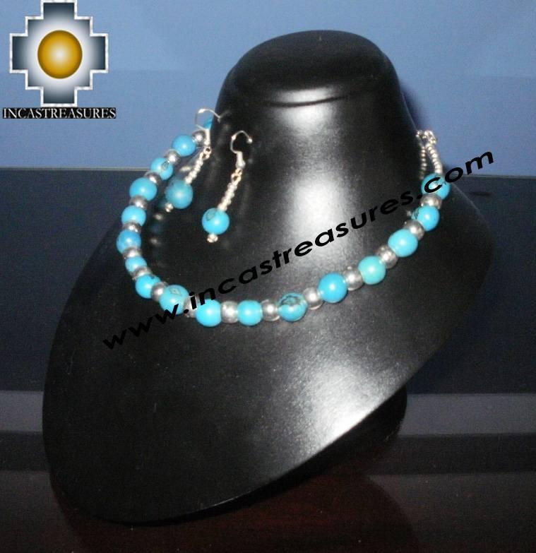 Jewelry kit Huayruro Seeds qhuya - Product id: Andean-Jewelry10-13 Photo01