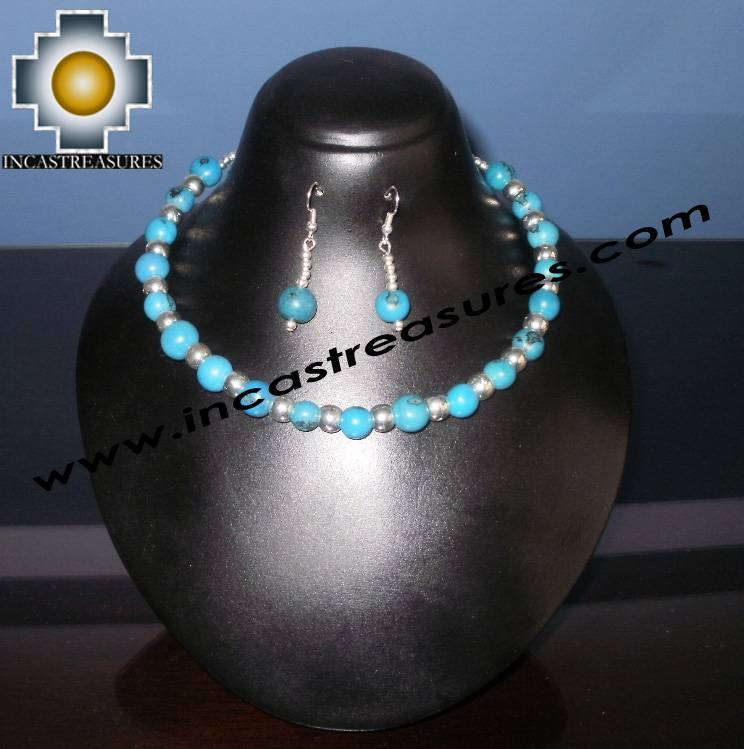 Jewelry kit Huayruro Seeds qhuya - Product id: Andean-Jewelry10-13
