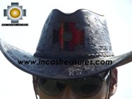 Leather Hat Chakana Legacy - Product id: leather-hat12-01 Photo02