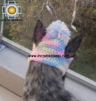 Alpaca Hat for Dogs psychedelic hat - Product id: dog-clothing-11-03 Photo01
