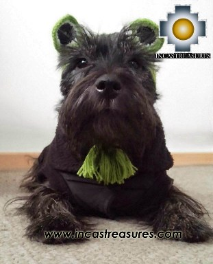 Alpaca Hat for Dogs Sapito - Product id: dog-clothing-14-02 Photo03
