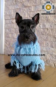 Alpaca Poncho for Dogs Doggie