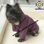 Dog Jacket with Hood ROBIN - Product id: dog-clothing-10-01 Photo01