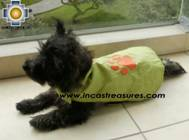 Dog raincoat Huellita - Product id: dog-clothing-10-02