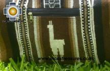 Alpaca Travel bag medium AMAUTA brown - Product id: HANDBAGS09-52 Photo03
