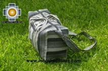 Alpaca Travel bag medium AMAUTA silver - Product id: HANDBAGS09-50 Photo04