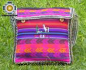 Andean handbag from Huancayo PERU chasca - Product id: HANDBAGS09-60 Photo02
