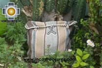 Andean rustic Handbag  SAN PEDRO - Product id: HANDBAGS09-75 Photo01
