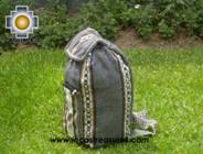 big alpaca travel backpack dark-grey - Product id: HANDBAGS09-40 Photo04