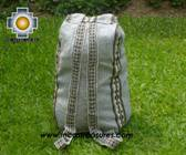 big alpaca travel backpack silver - Product id: HANDBAGS09-39 Photo03