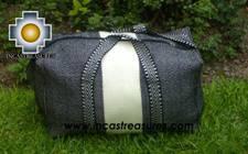 Big Alpaca Travel bag TAMBO silver - Product id: HANDBAGS09-56 Photo03