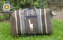 Big Alpaca Travel bag TAMBO earth