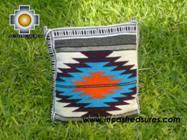 big Handmade sheep wool square handbag deep-light - Product id: HANDBAGS09-25 Photo02