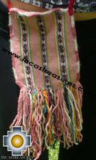 Handbag with handmade embroided ayacucho - Product id: HANDBAGS09-63 Photo02