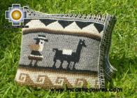 handmade handbag alpaca sheep ANDEAN harvest - Product id: HANDBAGS09-04 Photo01