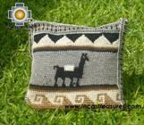 handmade handbag alpaca sheep ANDEAN harvest - Product id: HANDBAGS09-04 Photo03