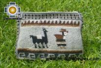 handmade handbag alpaca sheep ANDEAN LLAMA - Product id: HANDBAGS09-03 Photo01