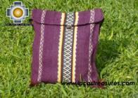 handmade handbag of bolivian blanket CHICHA - Product id: HANDBAGS09-17 Photo02