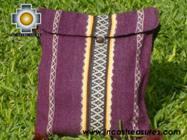 handmade handbag of bolivian blanket CHICHA - Product id: HANDBAGS09-17 Photo03