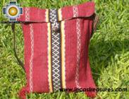 handmade handbag of bolivian blanket firebird - Product id: HANDBAGS09-20 Photo01