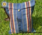 handmade handbag of bolivian blanket sky - Product id: HANDBAGS09-19 Photo01