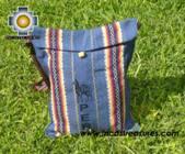 handmade handbag of bolivian blanket sky - Product id: HANDBAGS09-19 Photo02