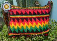 Handmade Rasta Handbag - Thunder - Product id: HANDBAGS09-06 Photo03