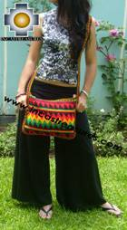 Handmade Rasta Handbag - Thunder - Product id: HANDBAGS09-06 Photo01