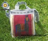 Handmade sheep wool square handbag summer donkey - Product id: HANDBAGS09-09 Photo02