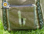 medium alpaca travel backpack marbling-beige - Product id: HANDBAGS09-42 Photo02