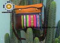 Sheep wool handbag from Cuzco apu-rainbow - Product id: HANDBAGS09-54 Photo02