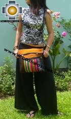 Sheep wool handbag from Cuzco apu-rainbow - Product id: HANDBAGS09-54 Photo01