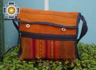 Sheep wool handbag from Cuzco APU - Product id: HANDBAGS09-53 Photo02