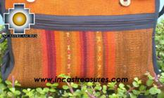 Sheep wool handbag from Cuzco APU - Product id: HANDBAGS09-53 Photo03
