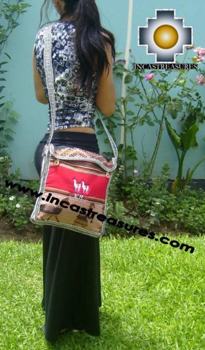 Andean handbag from Huancayo PERU APU