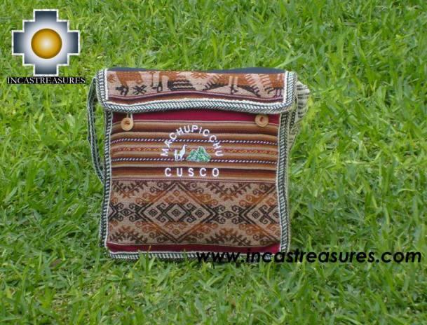 Andean Handbag From Huancayo Peru Pachacamama Alpaca