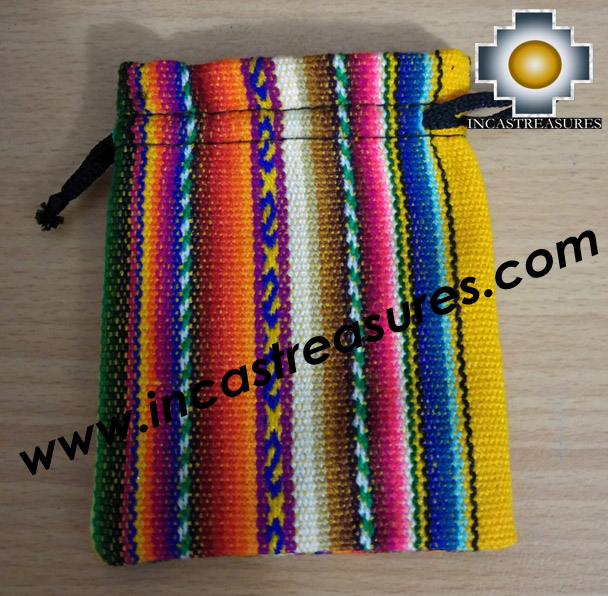 Handmade Bayeta Mini Handbag Warmi - 4 SIZES
