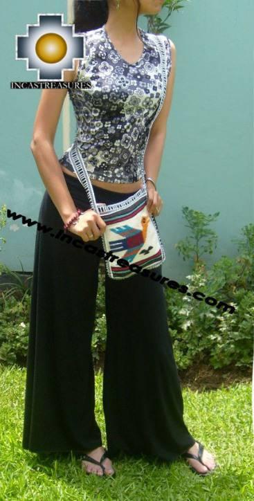 Handmade sheep wool square handbag FREEBIRD