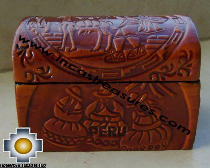 Home Decor Jewelry Case Andean Llama - Product id: home-decor10-15 Photo08