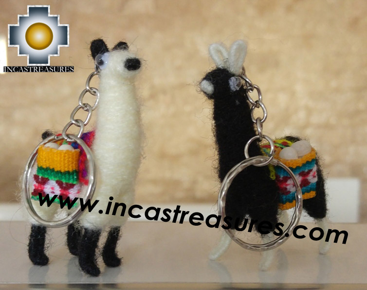 Small Llamas Kering LLAMERIN kit of 10 units