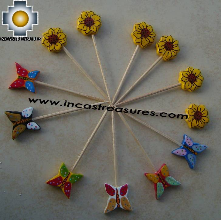 Home Decor Wooden Toothpicks spring toothpick - Product id: home-decor10-13 Photo01
