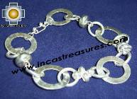 Jewelry 950 Silver bracelet Intis - Product id: Silver-Jewelry10-03 Photo02