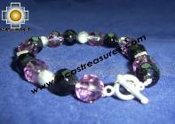 Silver jewelry Bracelet Night Dream