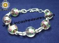 Jewelry 950 Silver bracelet santa rosa - Product id: silver-Jewelry10-15 Photo03